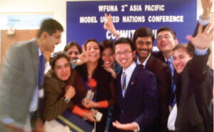 Asia Pacific MUN Delhi_UNYSAB