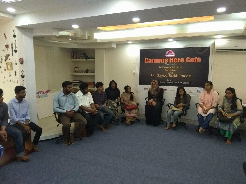 Campus Hero Cafe Adda