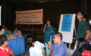 Youth Consultation Workshop_2006